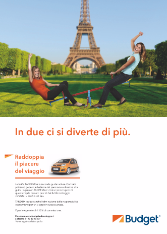 2013 - Budget - Pannello TTG