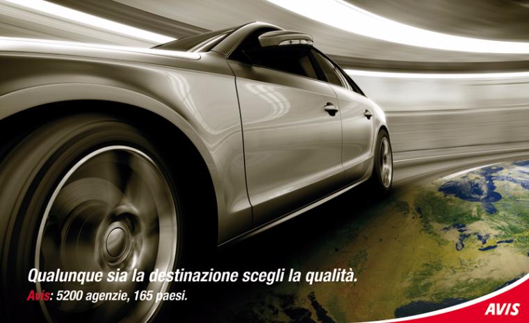 2012 - Avis - Pannello fiera TTG Rimini