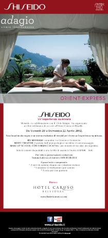 2012 - Shiseido