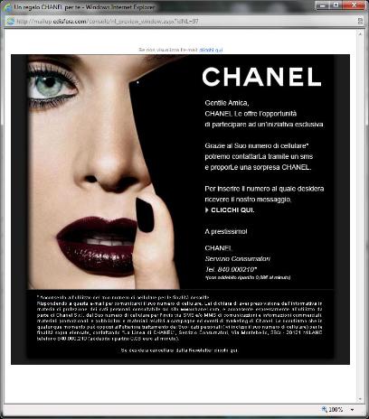 2010 - Chanel