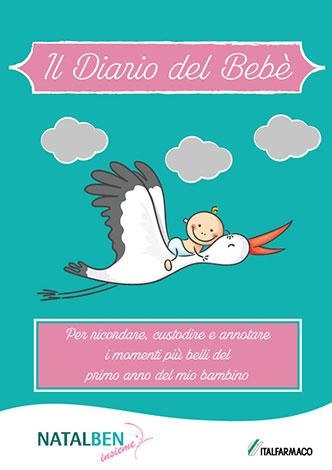 2016 - Italfarmaco - Il diario del bebè