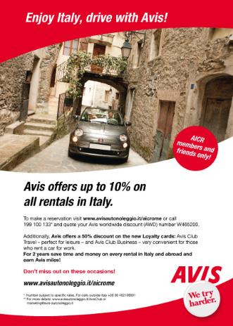 2011 - Avis - AICR