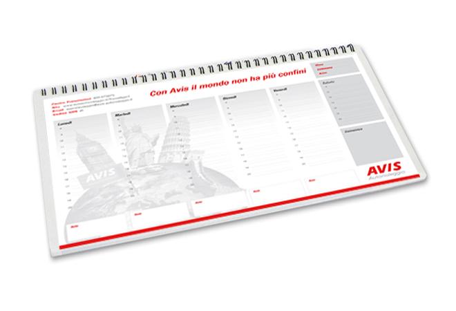 2011 - Avis - Planning