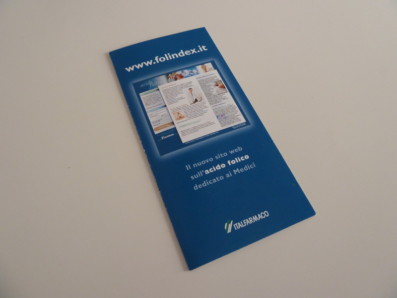 2006 - Italfarmaco - Flyer