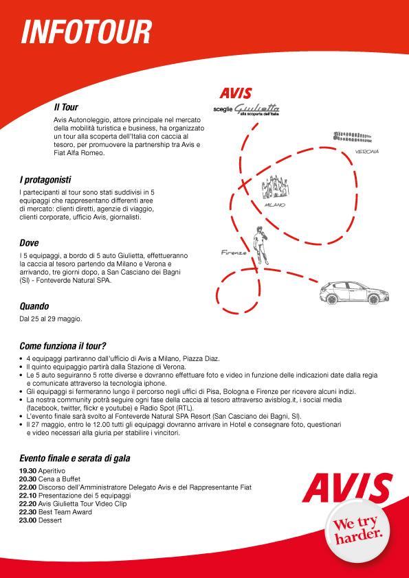 2011 - Avis - Infotour