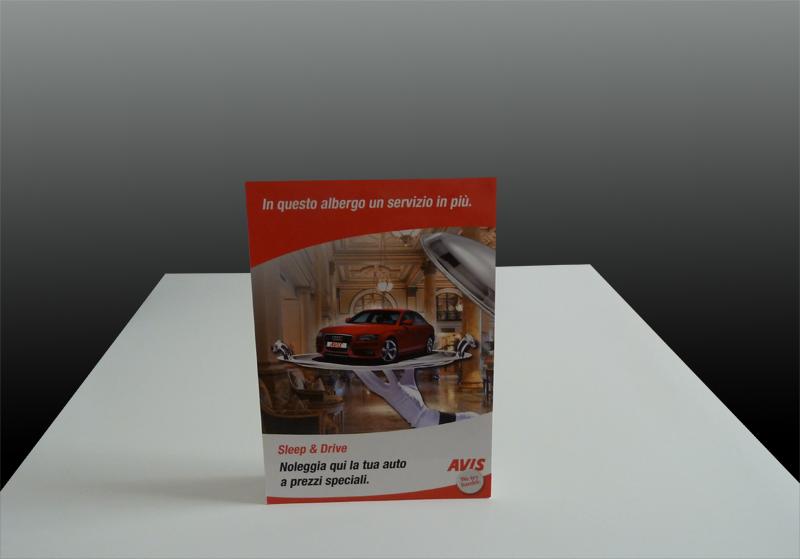 2011 - Avis - Table display
