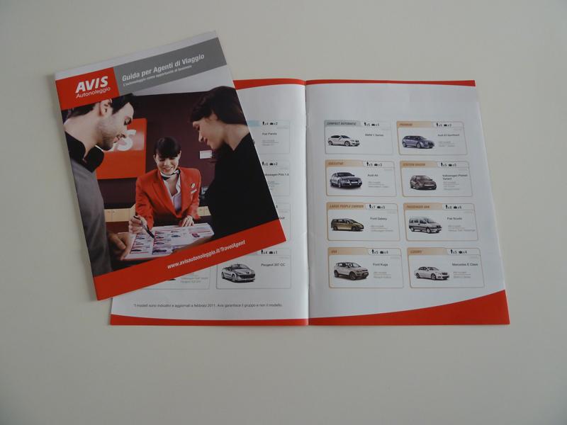 2011 - Avis - Guide for Travel Agents
