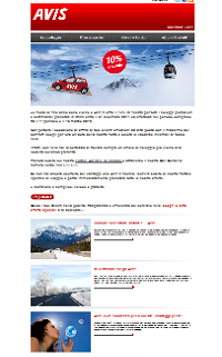 eNewsletter: Avis for Travel Agent