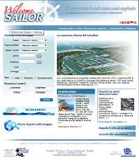Sito web: www.welcomesailor.com