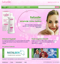 Sito web: www.saforelle.it
